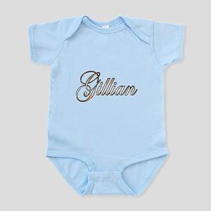 Gold Gillian Body Suit