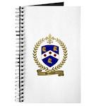 BEAUDOIN Family Crest Journal