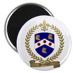 BEAUDOIN Family Crest Magnet