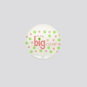 big cousin t-shirt Mini Button