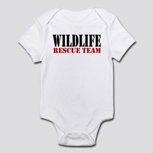 Wildlife Rescue Team Infant Bodysuit