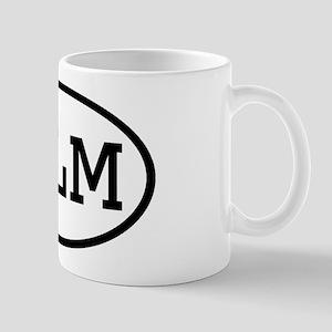 SLM Oval Mug