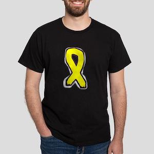 Yellow Dark T-Shirt