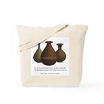 2 Corinthians 4:7 Tote Bag