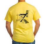 7 Dates Yellow T-Shirt