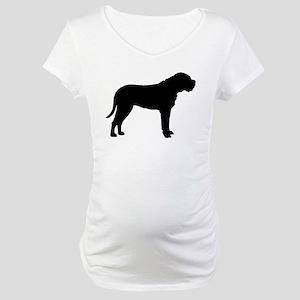 Bullmastiff Dog Breed Maternity T-Shirt