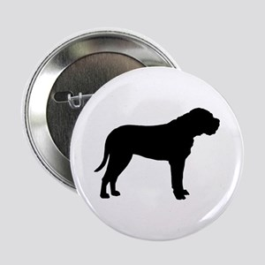 "Bullmastiff Dog Breed 2.25"" Button"