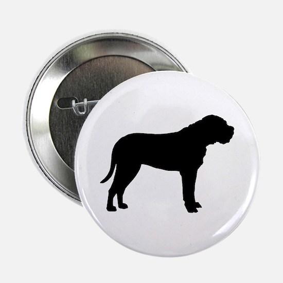 "Bullmastiff Dog Breed 2.25"" Button"