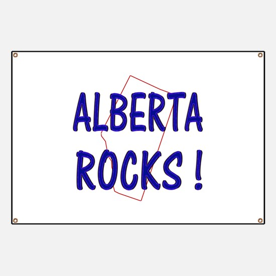 Alberta Rocks ! Banner