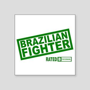 Brazilian Fighter Sticker
