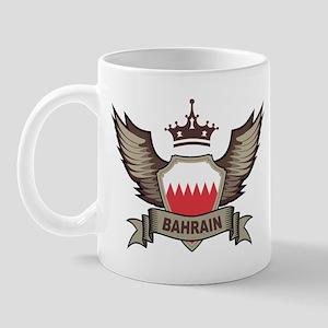 Bahrain Emblem Mug