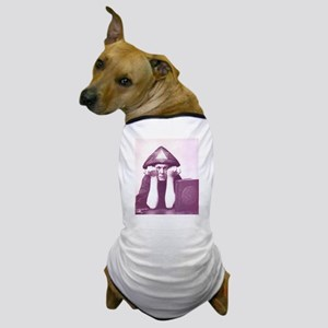 Aleister Crowley Dog T-Shirt