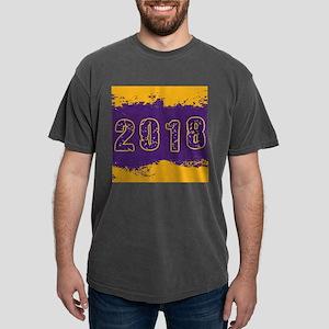 2018 Purple Gold T-Shirt