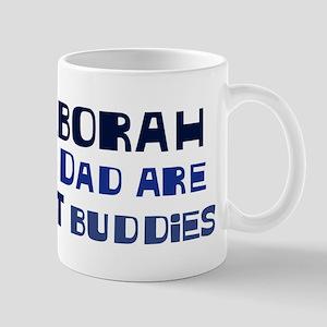 Deborah and dad Mug