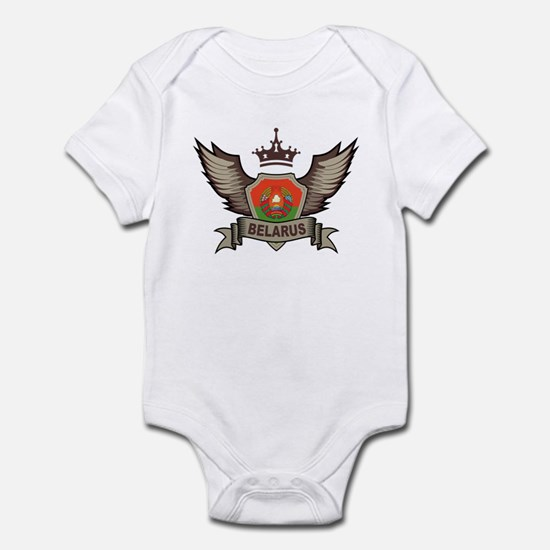 Belarus Emblem Infant Bodysuit