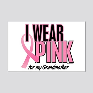 I Wear Pink For My Grandmother 10 Mini Poster Prin