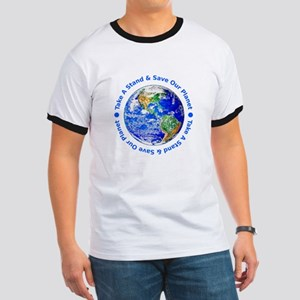 Save Our Planet! Ringer T