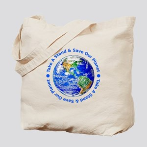 Save Our Planet! Tote Bag