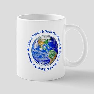 Save Our Planet! Mug