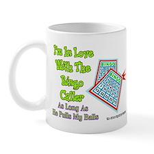 Bingo Caller Balls Mug