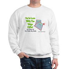 Bingo Caller Balls Sweatshirt