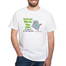 Bingo Caller Balls White T-Shirt