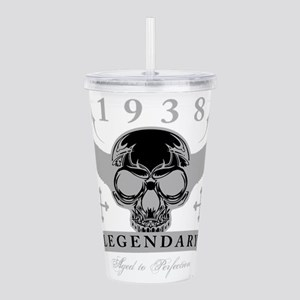1938 Legendary For Men Acrylic Double-wall Tumbler