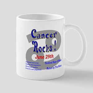 Cancer June 29th Mug