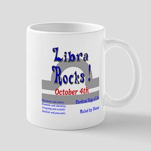 Libra October 4th Mug