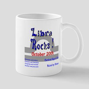 Libra October 20th Mug