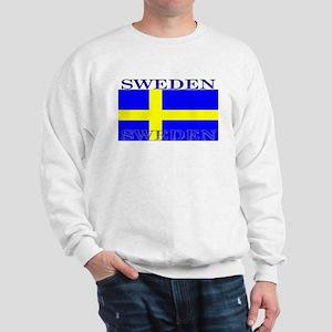 Sweden Swedish Flag Sweatshirt