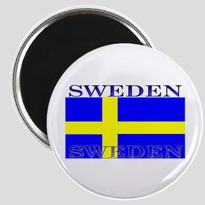 Sweden Swedish Flag Magnet