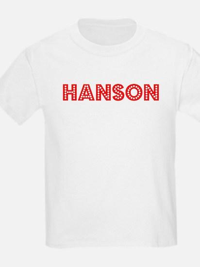 Retro Hanson (Red) T-Shirt