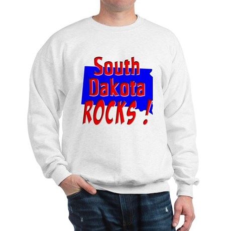 South Dakota Rocks ! Sweatshirt