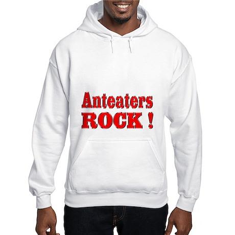 Anteaters Rock ! Hooded Sweatshirt