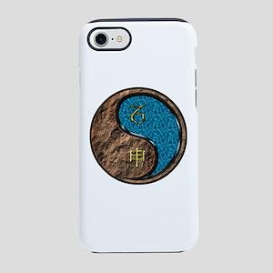 Capricorn & Water Monkey iPhone 8/7 Tough Case