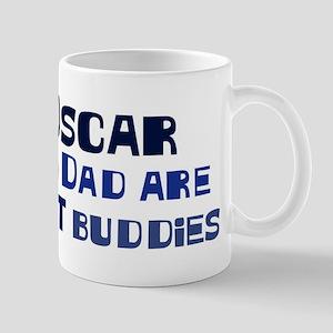 Oscar and dad Mug