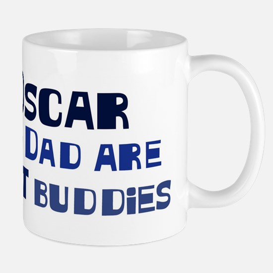 Oscar and dad Mug