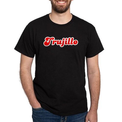Retro Trujillo (Red) T-Shirt