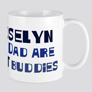 Roselyn and dad Mug