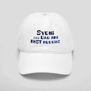 Sydni and dad Cap