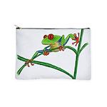 Red-eyed Treefrog Makeup Bag
