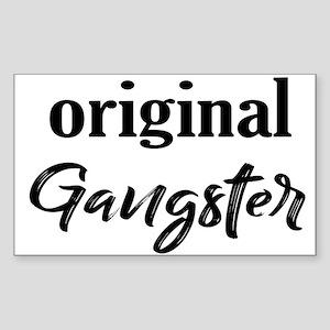 original Gangster Sticker