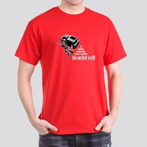 CSS Perfect Outfit Dark T-Shirt