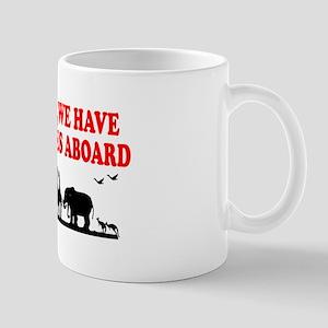 Religious parody Mug
