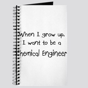 When I grow up I want to be a Chemical Engineer Jo