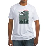 I don't Suffer from Insanity - Snowmobile Fitted T