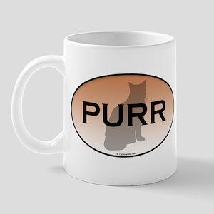 Cat Purr Mug