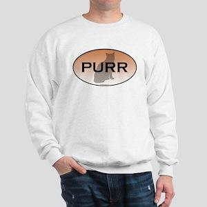Cat Purr Sweatshirt