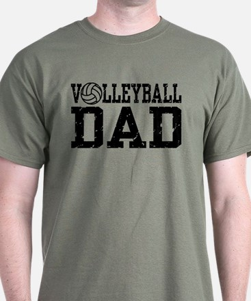 Volleyball Dad T-Shirt